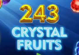 243 crystal fruits slot